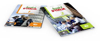 książki Amici d'Italia