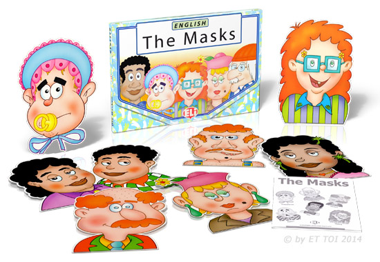 The Masks English